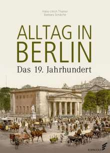 Hans-Ulrich Thamer: Alltag in Berlin, Buch