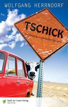 Wolfgang Herrndorf: Tschick, Buch