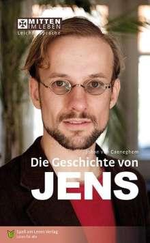 Johan Van Caeneghem: Die Geschichte von Jens, Buch