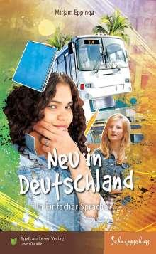 Mirjam Eppinga: Neu in Deutschland, Buch