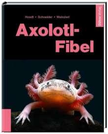Werner Hoedt: Axolotl-Fibel, Buch