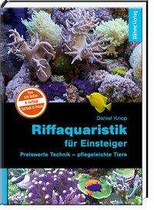 Daniel Knop: Riffaquaristik für Einsteiger, Buch