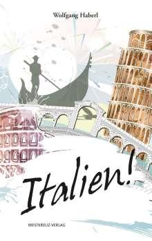 Wolfgang Haberl: Italien!, Buch