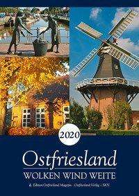 Wolken, Wind und Weite 2020, Buch