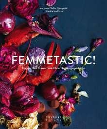 Marianne Pfeffer Gjengedal: Femmetastic!, Buch