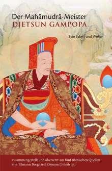 Der Mahamudra-Meister Djetsün Gampopa, Buch