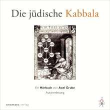 Axel Grube: Die jüdische Kabbala, CD