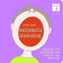 Vicky Bo's Bilderbuch - Geräusche, Buch