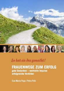 Eva-Maria Popp: Frauenwege zum Erfolg, Buch