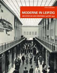Peter Leonhardt: Moderne in Leipzig, Buch