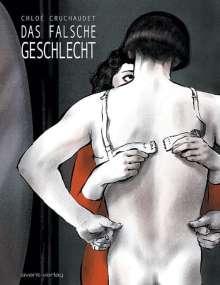 Chloé Cruchaudet: Das falsche Geschlecht, Buch