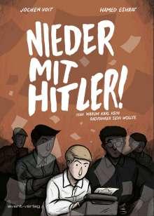 Jochen Voit: Nieder mit Hitler!, Buch