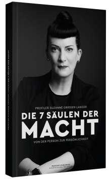 Suzanne Grieger-Langer: Die 7 Säulen der Macht, Buch