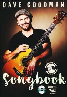 Dave Goodman - Songbook - Vol. 1 / Guitar Workshop  (+ Noten-/Tabulaturenbuch), DVD