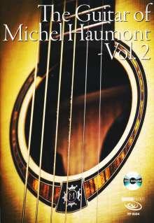 Michel Haumont - The Guitar of Michel Haumont - Vol. 2, DVD