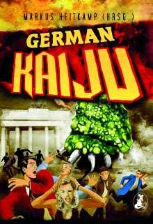 Simona Turini: German Kaiju, Buch