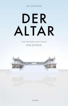 Ralf Nürnberger: Der Altar -, Buch