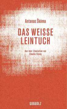 Antanas skema: Das weiße Leintuch, Buch