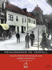 Katrin Bohley: Renaissance vs. Verfall, Buch