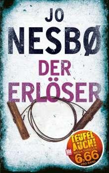 Jo Nesbø: Der Erlöser, Buch