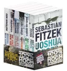 Sebastian Fitzek: BILD am Sonntag Thriller 2020 / Bundle. 6 Bände. 100% HOCHSPANNUNG!, 6 Bücher