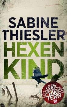 Sabine Thiesler: Hexenkind, Buch
