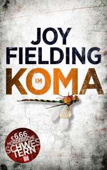 Joy Fielding: Im Koma, Buch