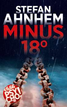Stefan Ahnhem: Minus 18°, Buch