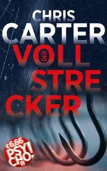 Chris Carter: Der Vollstrecker, Buch