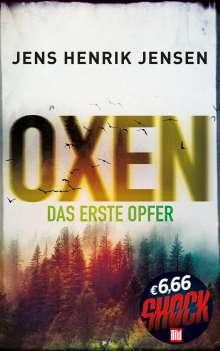 Jens Henrik Jensen: Oxen, Buch