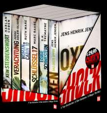 Jussi Adler-Olsen: Box BILD Mega-Thriller 2021 - 6 Bände, Buch