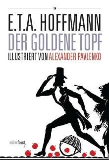E. T. A. Hoffmann: Der goldene Topf, Buch