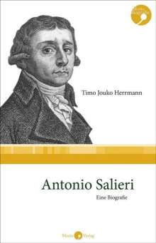 Timo Jouko Herrmann: Antonio Salieri, Buch