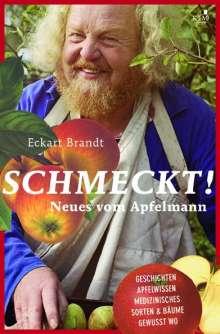 Eckart Brandt: Schmeckt!, Buch