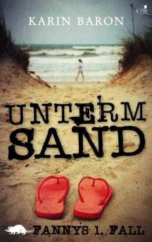 Karin Baron: Unterm Sand, Buch