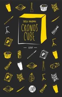 Thekla Kraußeneck: Cronos Cube, Buch