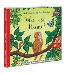 Julia Donaldson: Wo ist Mami?, CD