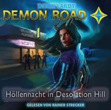 Derek Landy: Demon Road - Höllennacht in Desolation Hill, 7 CDs