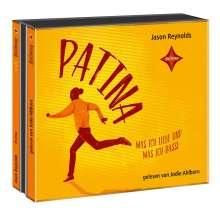 Patina-Was ich liebe und was ich hasse, 4 CDs