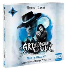 Derek Landy: Skulduggery Pleasant - Mitternacht, 2 Diverse