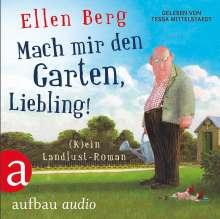Ellen Berg: Mach mir den Garten, Liebling!, 6 CDs