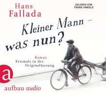 Hans Fallada: Kleiner Mann - was nun?, 6 CDs