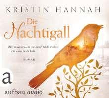 Kristin Hannah: Die Nachtigall (3 MP3-CDs), 4 CDs