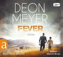 Deon Meyer: Fever, 5 CDs