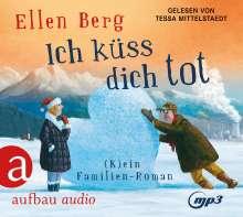 Ellen Berg: Ich küss dich tot, 2 CDs