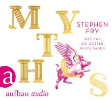 Stephen Fry: Mythos, 2 CDs