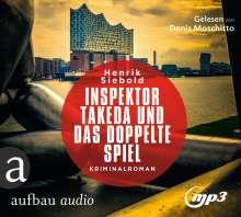 Henrik Siebold: Inspektor Takeda und das doppelte Spiel, 2 Diverses