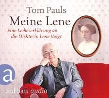 Tom Pauls: Meine Lene, CD
