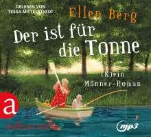 Ellen Berg: Der ist für die Tonne, 2 CDs