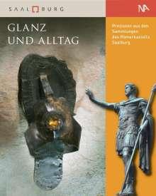 Carsten Amrhein: Glanz und Alltag, Buch